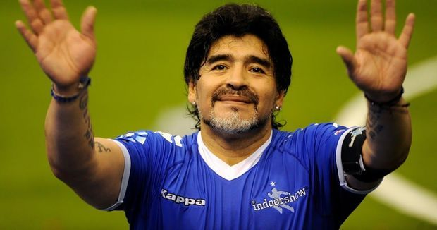 Maradona vəfat etdi - FOTO/VİDEO